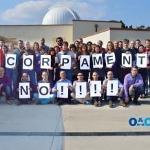 Il personale dell'OAC conferma l'opposizione all'accorpamento