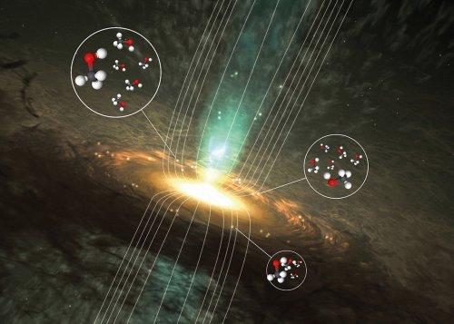 Astrochimici rivelano i segreti magnetici del metanolo