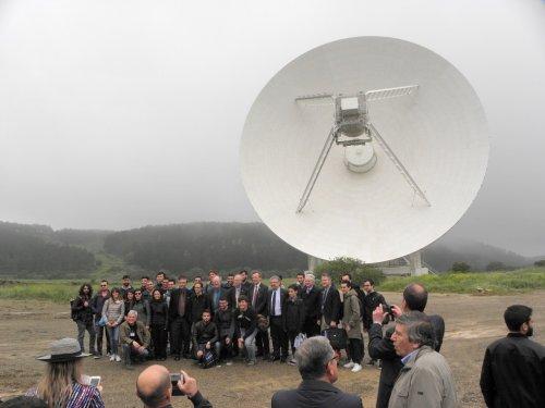 Da SRT a SDSA, inaugurazione sotto l'egida NASA