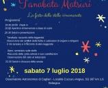 Tanabata, la festa delle stelle innamorate