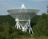 Seventy years of radio telescope reflector development