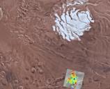 Radar evidence of subglacial liquid water on Mars