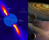 High-contrast imaging observations of exoplanetary systems: current status and future perspectives