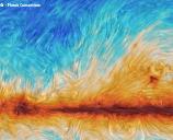 Exploring the cosmos through the magnetized interstellar medium