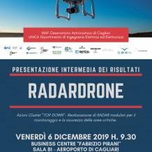 Radardrone: presentazione intermedia dei risultati
