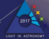 LIGHT IN ASTRONOMY 2017: porte aperte all'OAC dal 14 al 17 novembre
