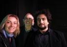 Silvia Casu, Antonio Maggio e Francesco Guaiana.